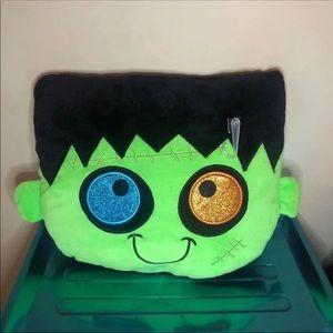 Frankenstein Decorative pillow.
